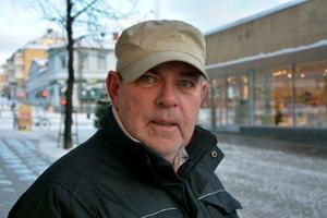Göran Westin, Svartby:– Jag håller med. Pojkar och herrar är för modiga och kör ofta fort. Och ja, jag kan väl erkänna att jag också kan göra det.