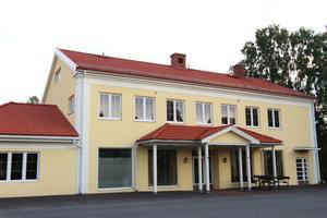 Gagns Inn-huset köptes av Gagnefbostäder AB tidigare i somras. Nu vill kommunen göra om det till ett hem för ensamkommande flyktingbarn.
