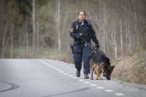 Polisen letade med hund, något även Missing People har resurserna till.