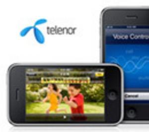 Telenors priser för Iphone 3GS