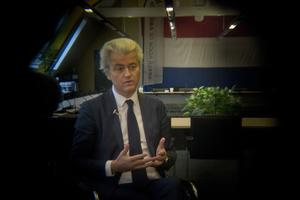 Geert Wilders har sitt eget parti.