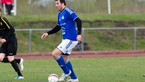 Dalibor Ivkovic gjorde ett av SSK:s mål.