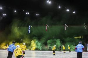 Ljusdal planerar en egen turnering i stället för att spela World Cup.