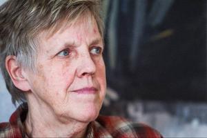 Lillemor Svensson, ordförande för KUS.