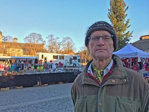 Leif Dalman ser både positivt och negativt på kommunens förslag.