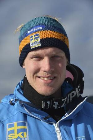 Victor Öhling Norberg visar storform inför OS.