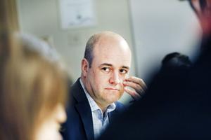 Fredrik Reinfeldt är inbjuden.
