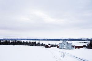 I slutet av 1800-talet byggdes ståtliga gårdar upp i Klocka. Gårdar som fungerade som pensionat för traktens luftgäster.
