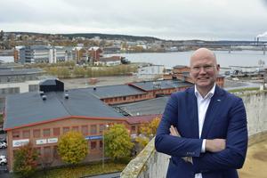 Toppen, tycker Norrportens vd Jörgen Lundgren om resultatet för 2015, så långt.