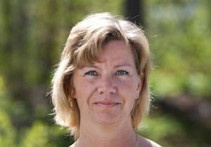 Margareta Larsson lämnade kommunfullmäktige i Gävle 2011.