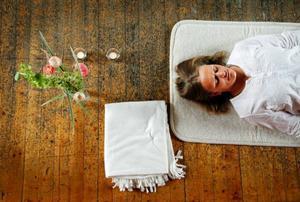 Vila och meditation är bärande delar inom yoga. Foto: Denny Calvo