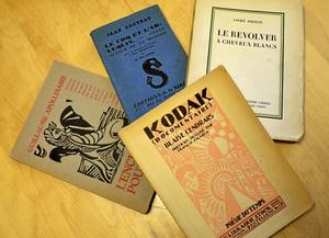 Värdefulla. Volymerna är ganska tunna och gör inte så stort väsen av sig. Men de betraktas som rariteter när de placeras i universitetsbiblioteket i Måltidens hus.
