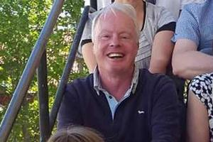 Håkan Guldkula, från Ludvika, är en av de hetaste svenskarna i USA, enligt Veckans Affärer. Bilden togs i samband med en återsträff på Kyrkskolan i Ludvika 2015.