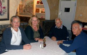 I maj 2014 överlät Zhandra verksamheten på södra Gran Canaria till Jenny Dahlin från Stockholm som driver vidare genom franchise. Här tillsammans med 82-årige Kalle Lindqvist från Lund som får hjälp med lite allt möjligt samt en lokal vän.
