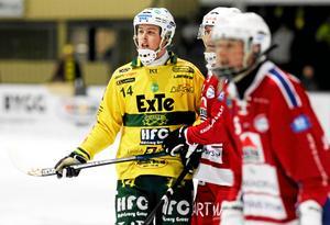 Jonas Pettersson tände poänghoppet med en kvittering i andra halvlek – men Boltic var det hetare laget hemma på Tingvalla.