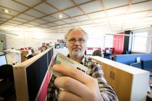 Eric Salomonsson utsattes för skimning efter det att någon kopierat hans kreditkortsuppgifter och handlat på det i New Jersey, USA.