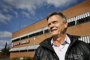 Sven Åke Draxten (S) kommunalrådet i Bräcke som fick se sitt parti backa med 16 procentenheter i årets val.