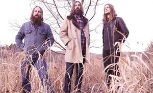 Norska rockbandet Orango, som kommer till Bankiren.