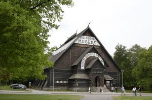 Den 4 juni anordnas en räddningsaktion för Biologiska museet i Stockholm.
