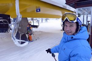 Idre Fjälls VD Jocke Johansson har fått den säsongsstart som både Idre Fjäll och hela branschen så väl behövde efter ett tufft fjolår.
