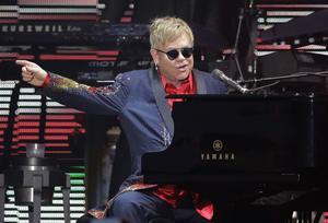 Elton Johns 32:a studioalbum