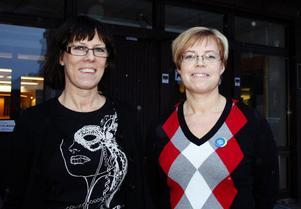 Helena Westin och Heléne Oskarsson har sedan flera år arbetat med ett IT-projekt i Njurunda. Den verksamheten har riktat sig mot elever från förskolan till klass nio, men de arbetar även med att lära ut IT och mediekompetens till Sundsvalls skolors pedagoger.
