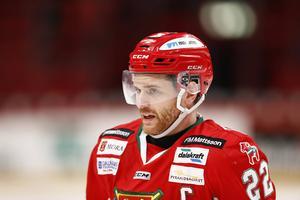 Daniel Hermansson var Mora IK:s lagkapten förra säsongen. Enligt MIK-tränaren Jeremy Colliton har