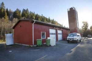 Reningsverket i Hammarstrand är kommunens största och tar emot avloppsvatten från 1300 personer.