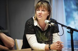Anna Karlstedt från IOGT-NTO ville att politikerna skulle våga ta fler obekväma beslut.