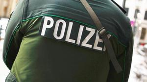 Tysk polis.