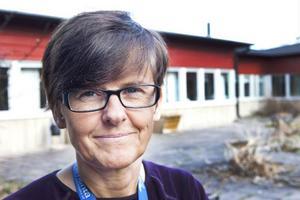 Agneta Sandström.