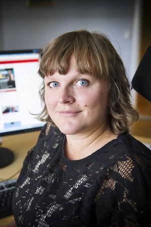 Eva Cooper, regionchef Företagarna Gävleborg.