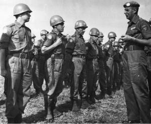 I mer än 50 år har FN arbetat i Afrika. På bilden svenska FN-soldater i Kongo 1963.