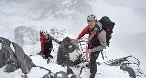 Mount Blanc i Schweiz.