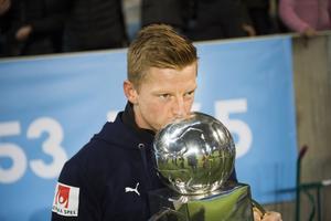 Anders Christiansen är ligans mest värdefulla spelare 2017.