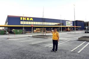 I februari öppnar Ikea sitt tjugonde varuhus i Sverige – i Umeå. ST fick en rundtur av varuhuschefen Mari Gustafsson.