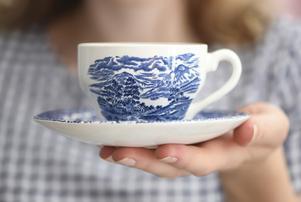 """Ännu en fin kopp till den nya tidens """"servis""""?"""