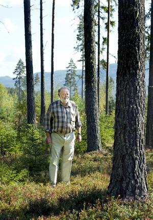 Jan Gullmark kämpar mot myndigheter för den jakträtt som han har enligt lagen.