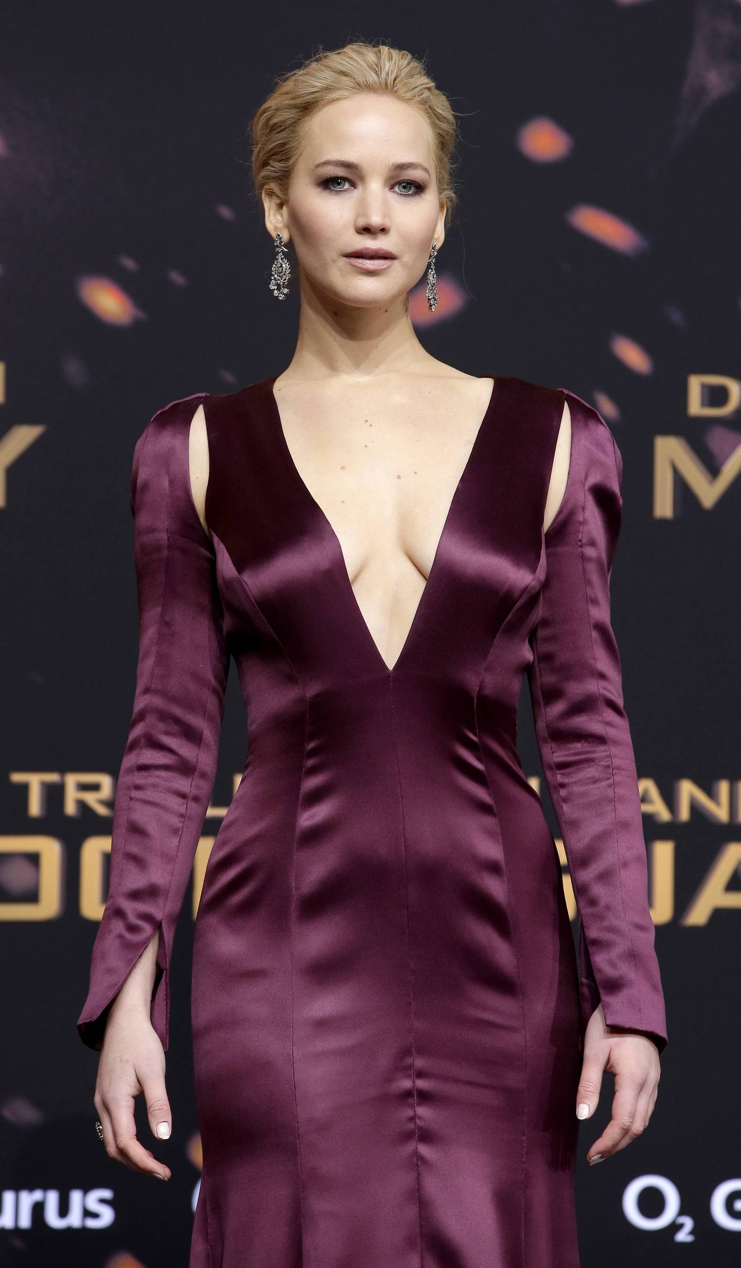 Jennifer Lawrence kön videor