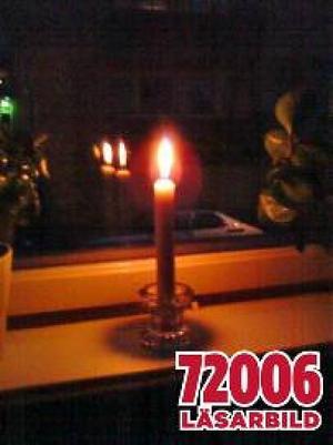 Länsborna följde uppmaningen, och tände ett ljus till tioåriga Englas minne.