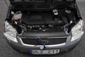 Bara att välja. Bland motoralternativen finns bensinmotorer på 1,6 liter (100 hästkrafter), 1,8 liter (120), samt 2,0 liter (145). Från 2005 finns en flexifuelversion på 1,8 liter (125 hästkrafter) och dieselmotorer på 1,6 liter (108) och 2,0 liter (136).