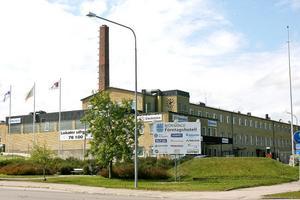 Gamla Emersonfabriken kan i framtiden rymma idrottsaktiviteter.
