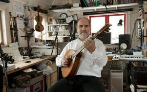 Ale Möller, världsmusikant och kompositör som nu fyller 55 år. Foto: Leif R Jansson / TT