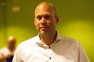 Pär Södergren, ny ordförande i VIK Hockey.