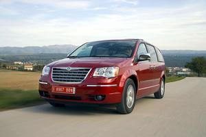 Konkurrent: Chrysler Grand Voyager 2,8 CRD317 000 kronor. 7-sitsig. Enbart framhjulsdriven. Automatlåda standard.
