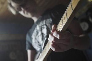 – Jag kan inte memorera ett solo, säger Andreas Johansson