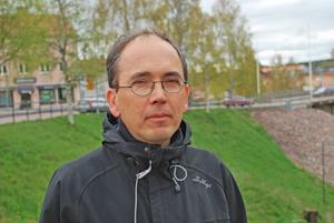 Foto: Annki Hällberg. Olle Ryberg, miljöchef vid Leksands kommun försvarade kommunens ställningstagande.