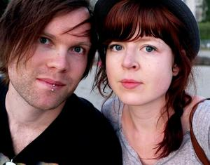 Jonas Erickson och hans sambo Cecilia Heikkilä, båda från Borlänge, kom nyss hem från Vancouver där de har studerat och arbetat i ett år.