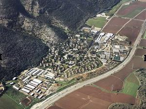 Kibbutzen Yagur nio kilometer sydöst om Haifa grundades redan 1922.   Foto: Mose Apelblat/TT