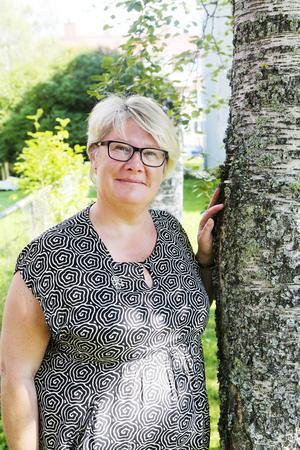 Marianne Larm-Svensson vill öka kvinnors förutsättningar att bli företagare i länet.